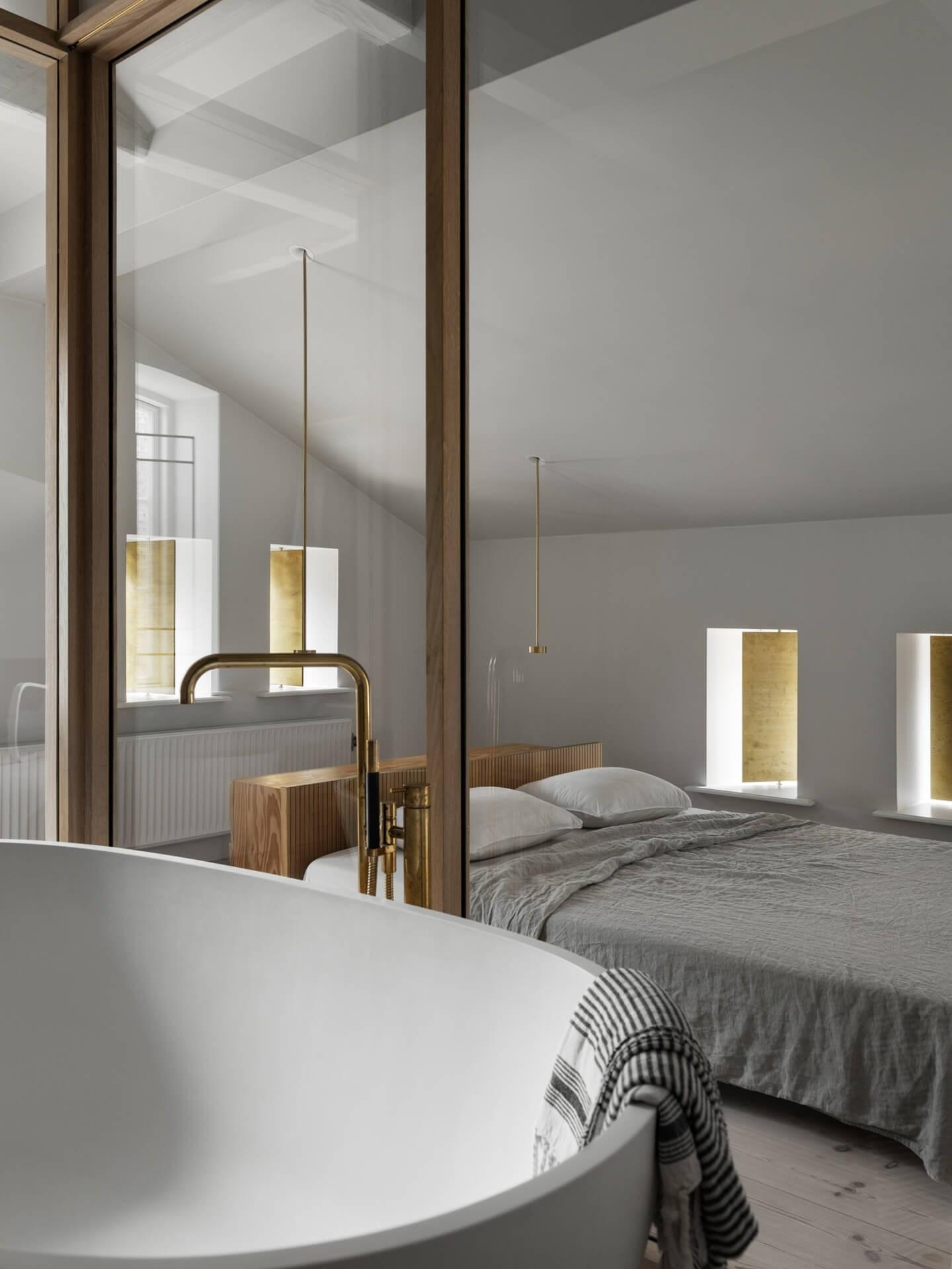 Stiler og farger: Inspirasjon til bad i minimalistisk stil | Eitra
