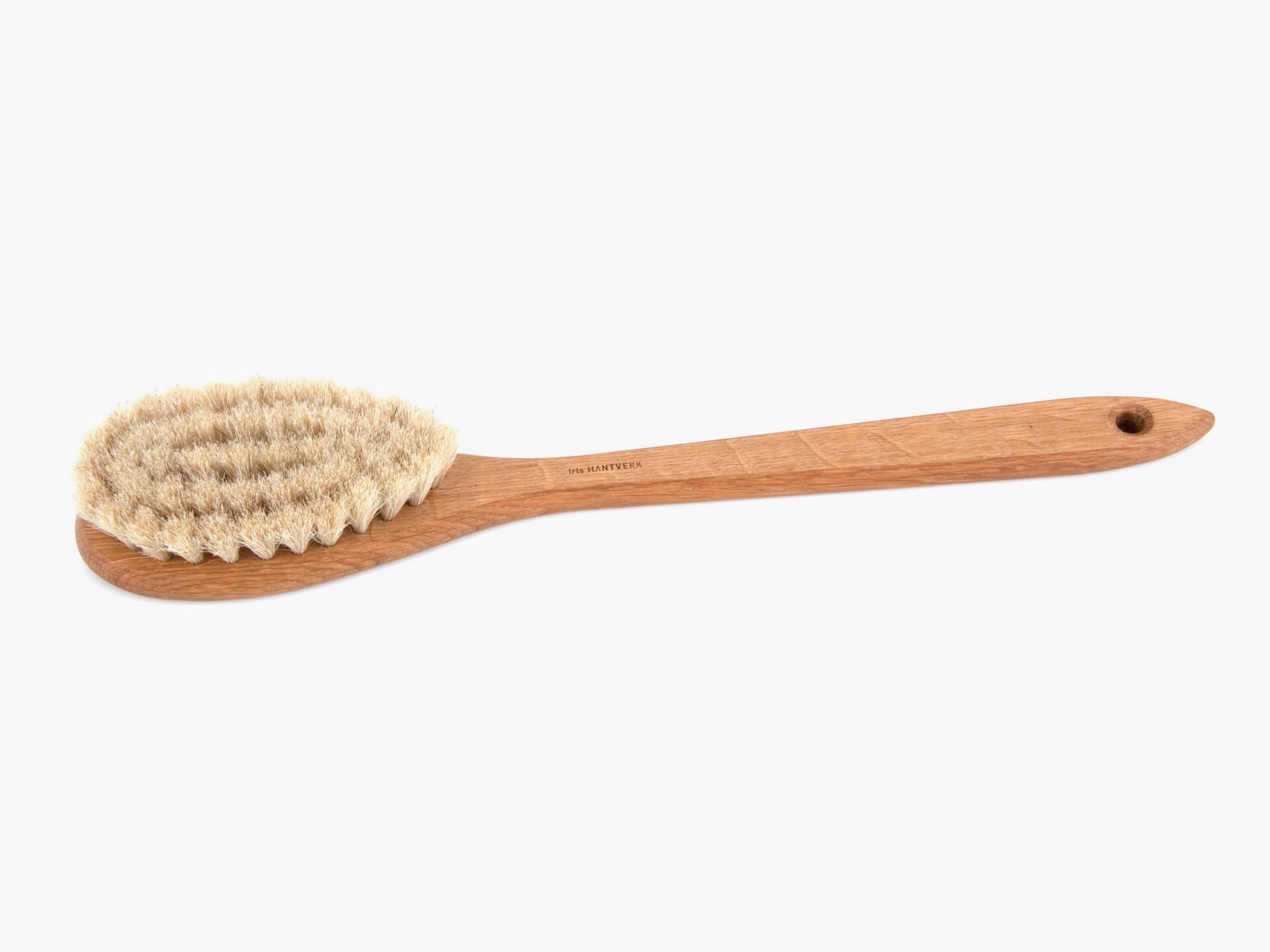 Iris Hantverk Bath brush w/handle