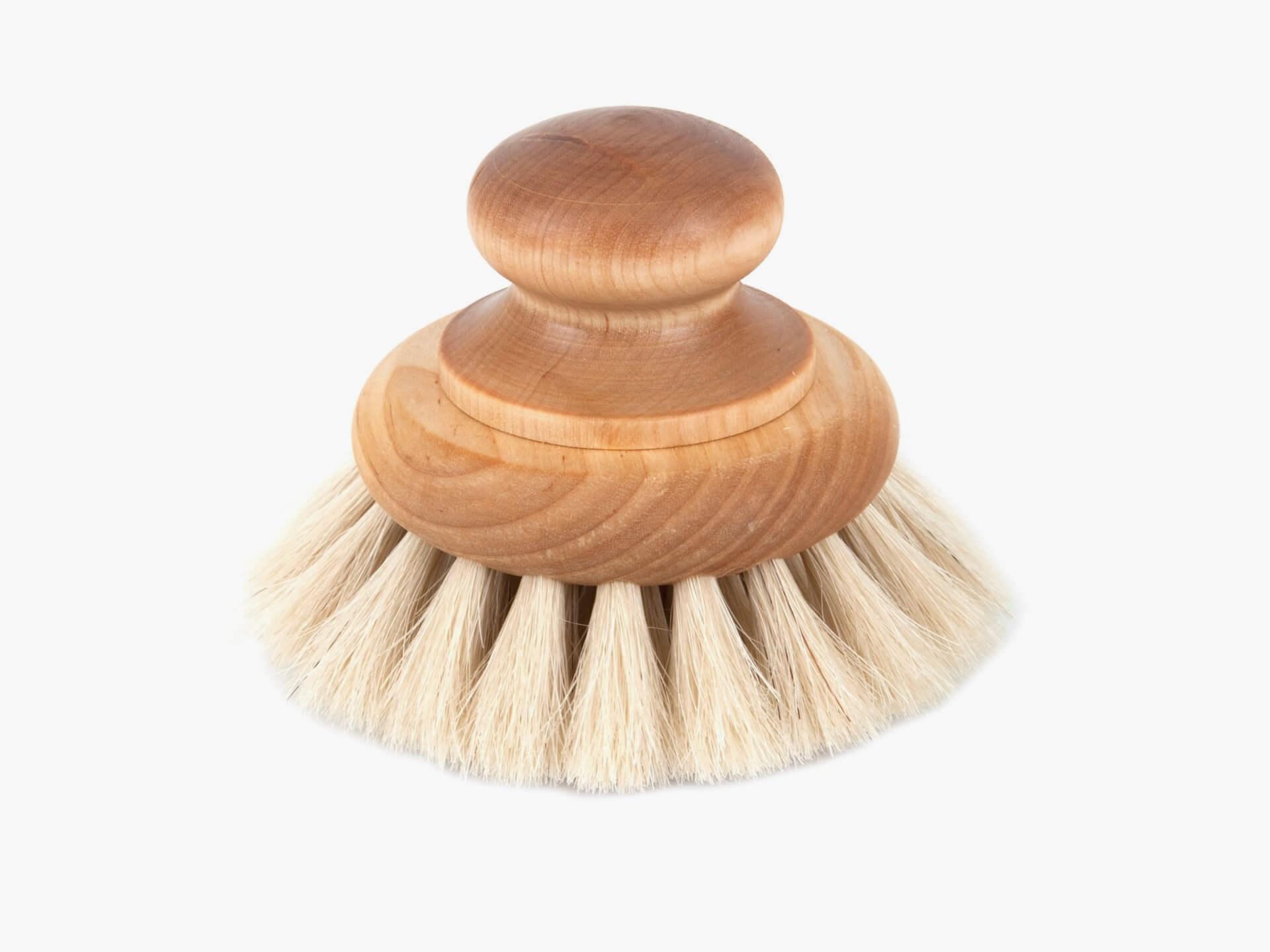 Iris Hantverk Bath brush w/knob