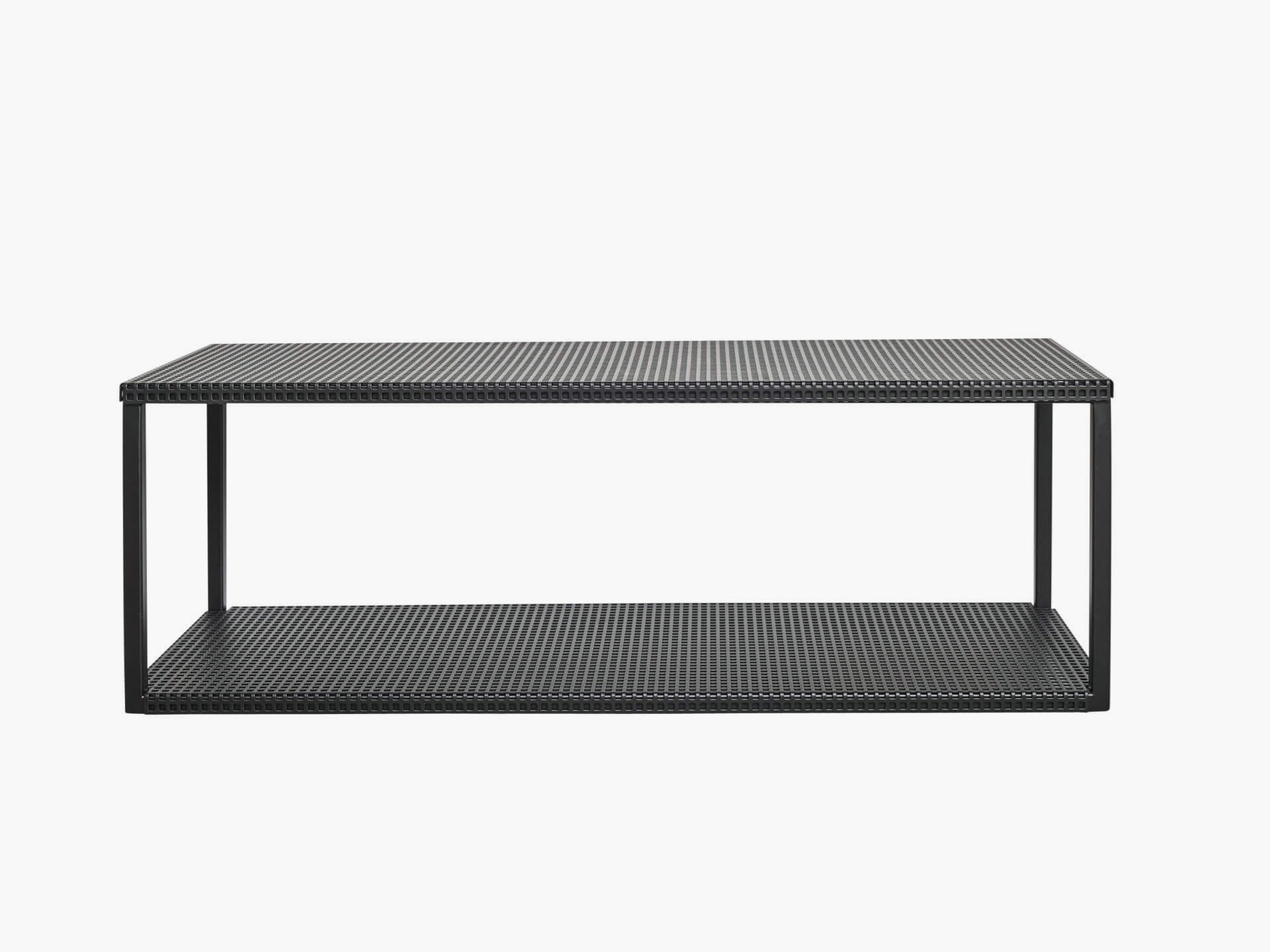 Kristina Dam Grid wall shelf
