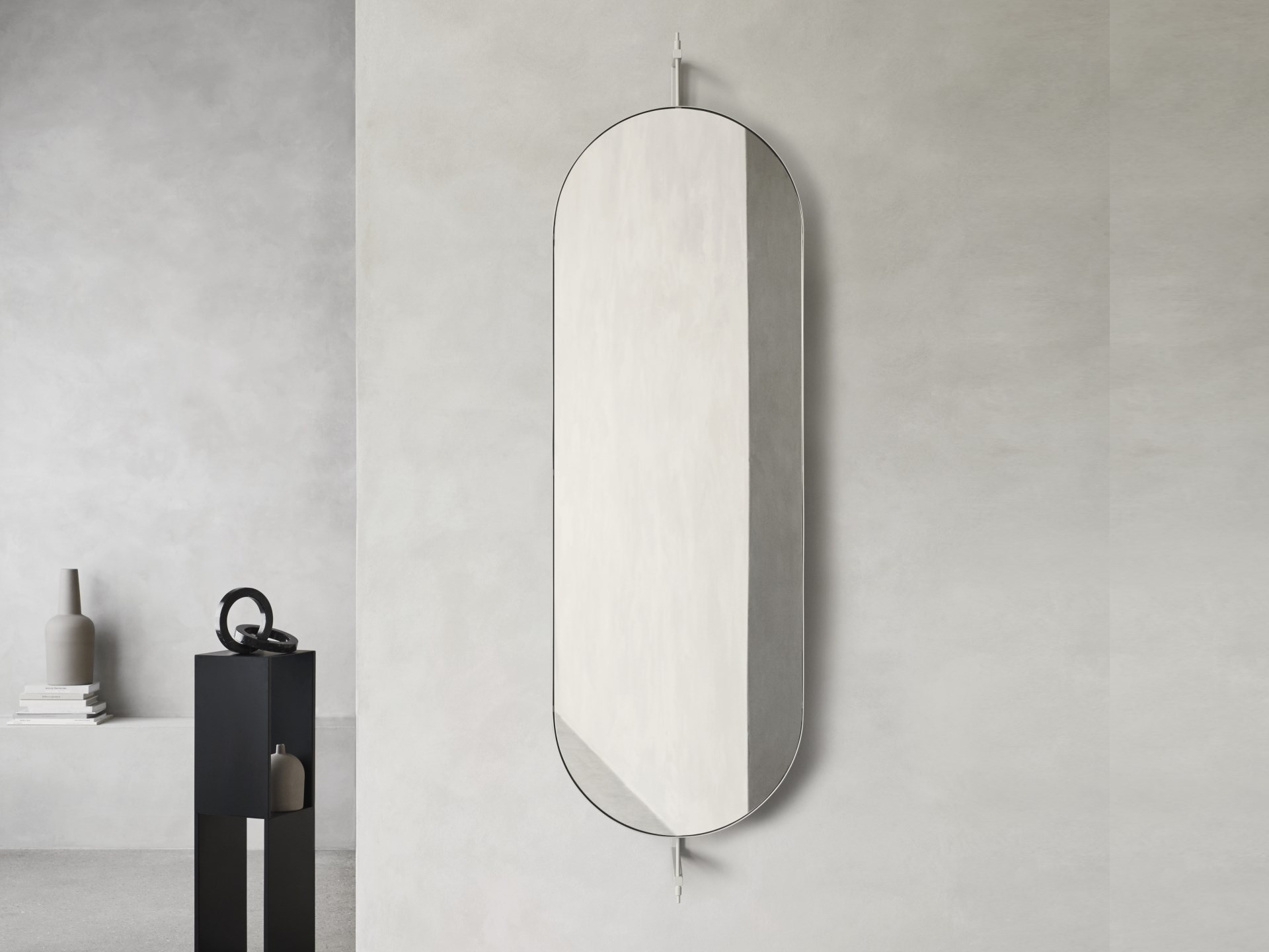 Kristina Dam Rotating mirror large