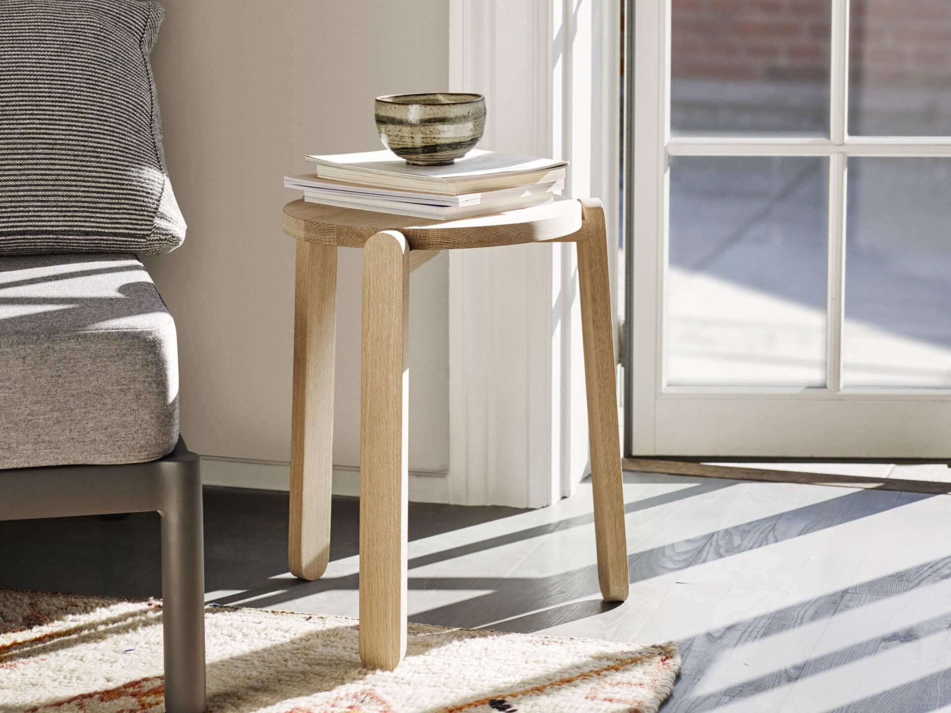Skagerak Denmark Nomad stool