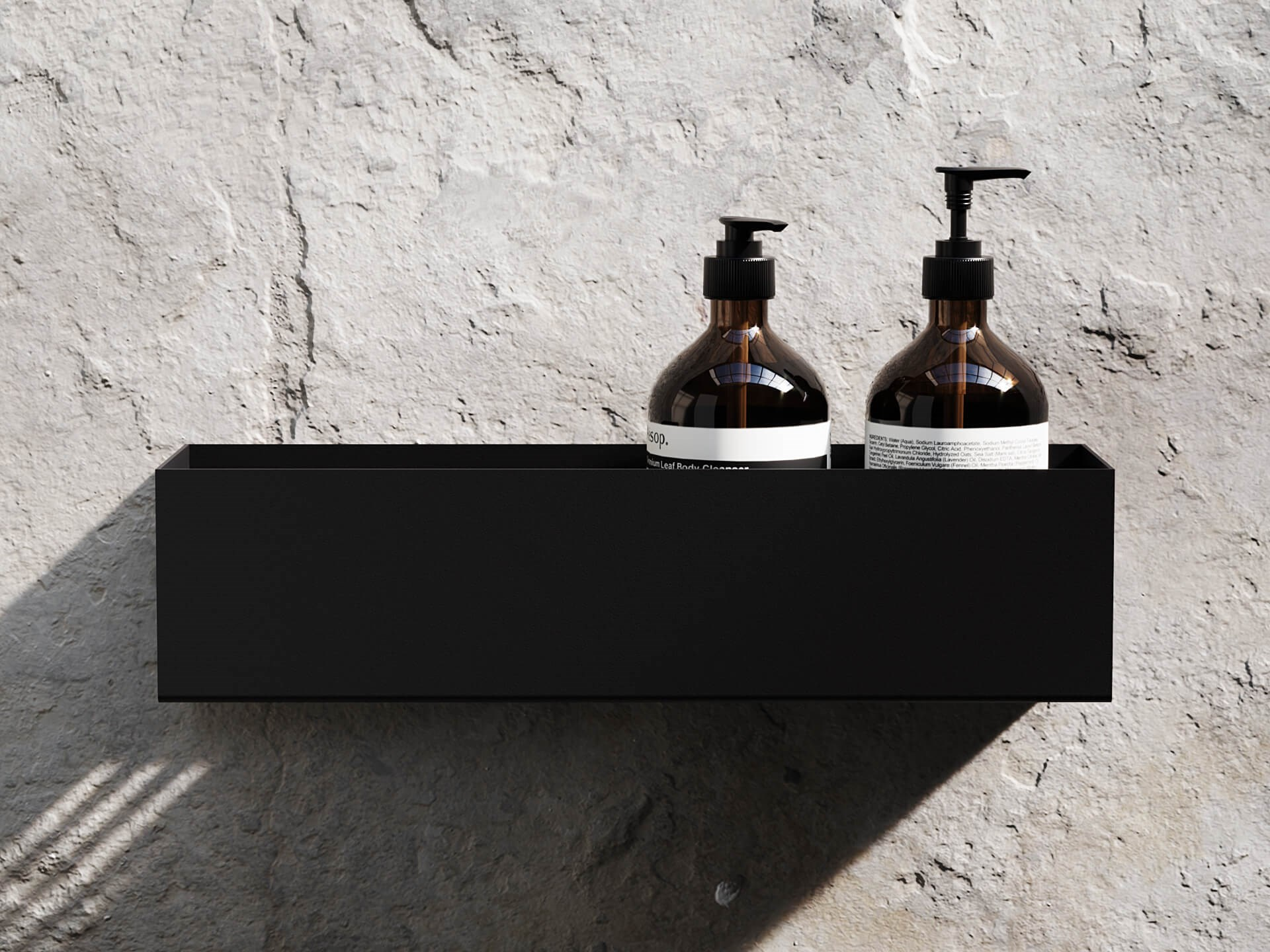 Nichba Bath shelf