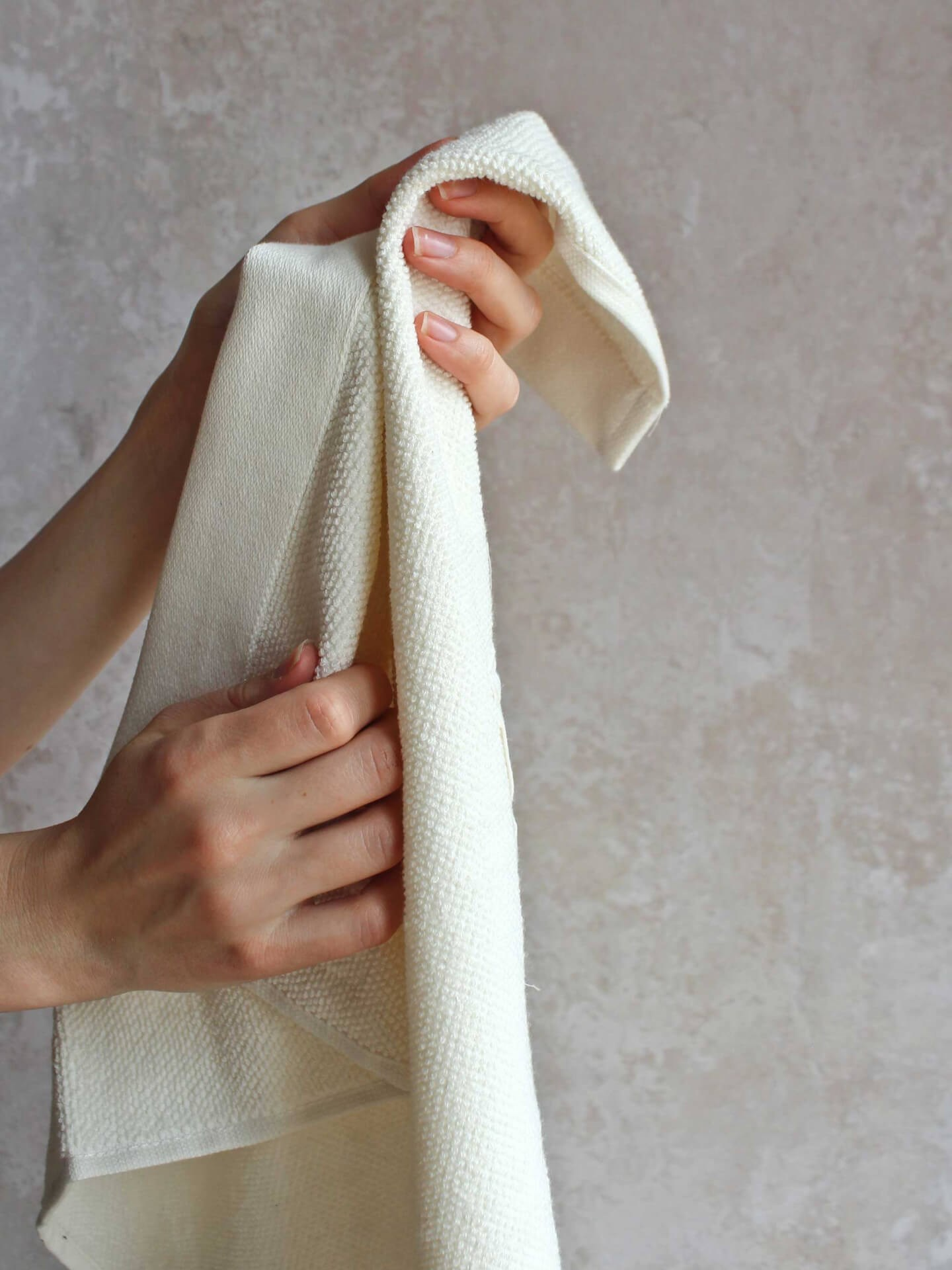 The Organic Company Everyday hand towel